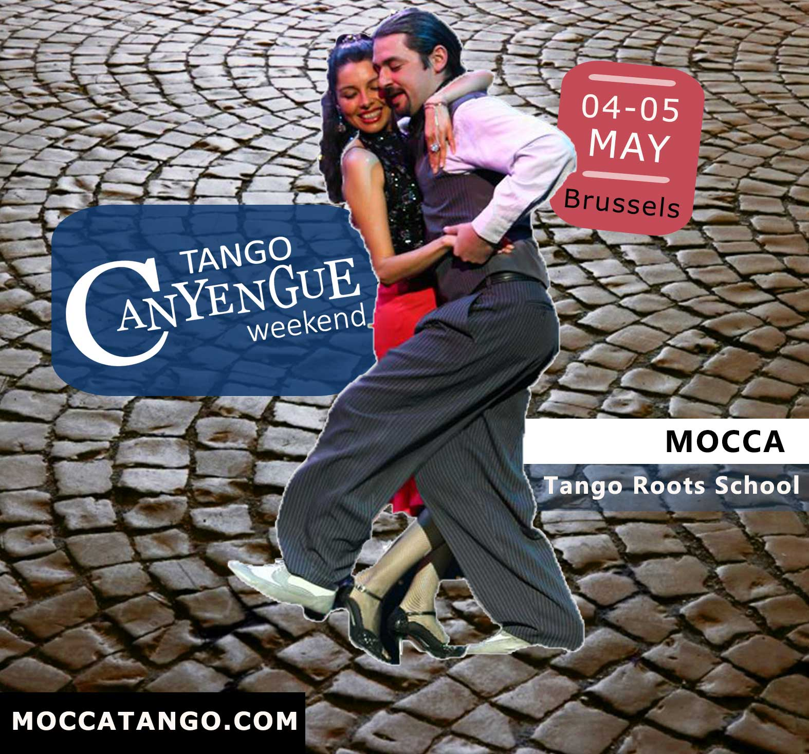 Tango Canyengue Weekend